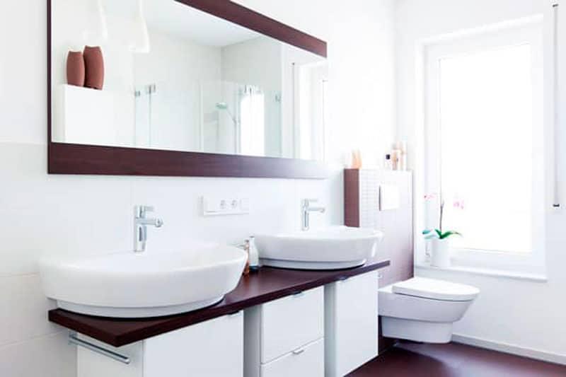 alicatado de las paredes del baño