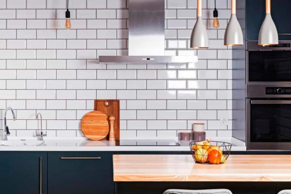 tendencias para reformar una cocina pequeña